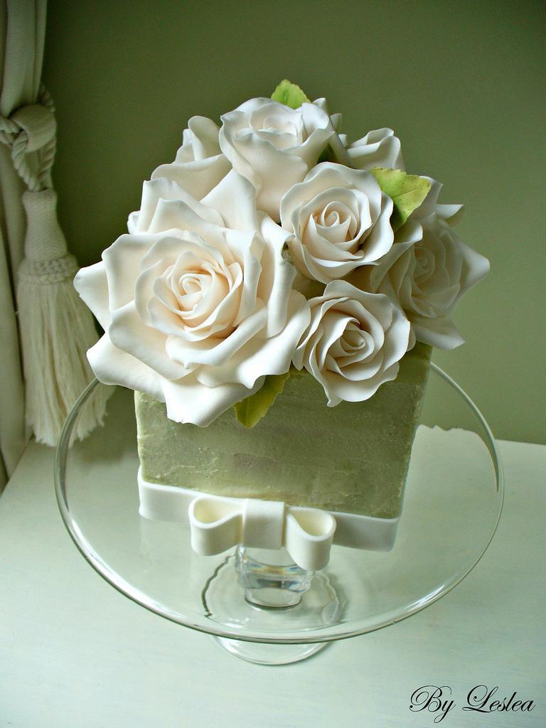 Hochzeit - White roses