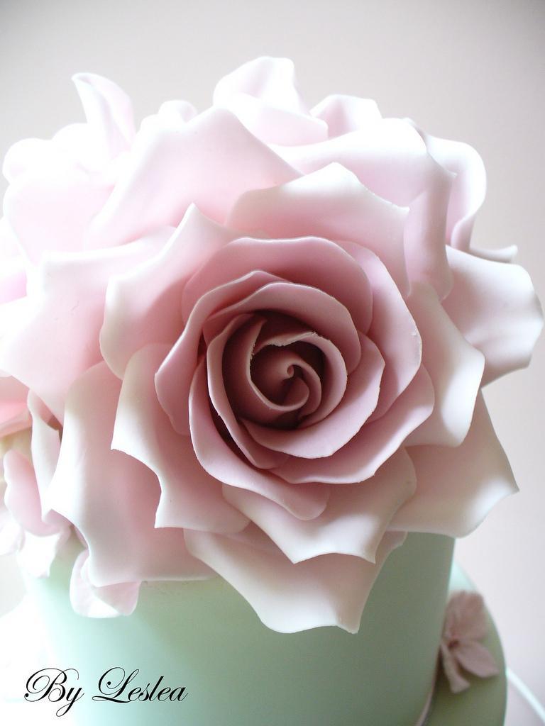 Wedding - Pink rose