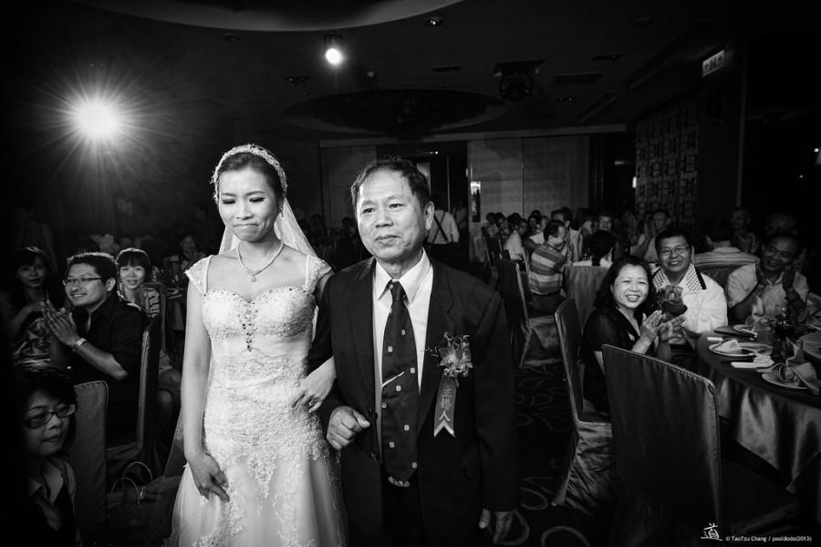 Wedding - [wedding] father and daughter