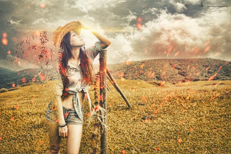 Boda - [portrait] burn it down