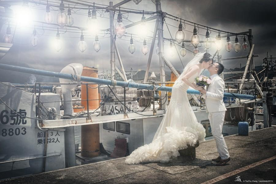 Wedding - [wedding] Fishing boat