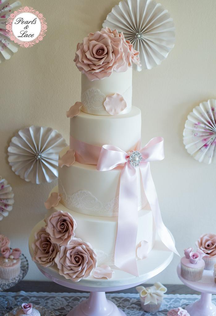 Свадьба - Romantic rose 3-0156