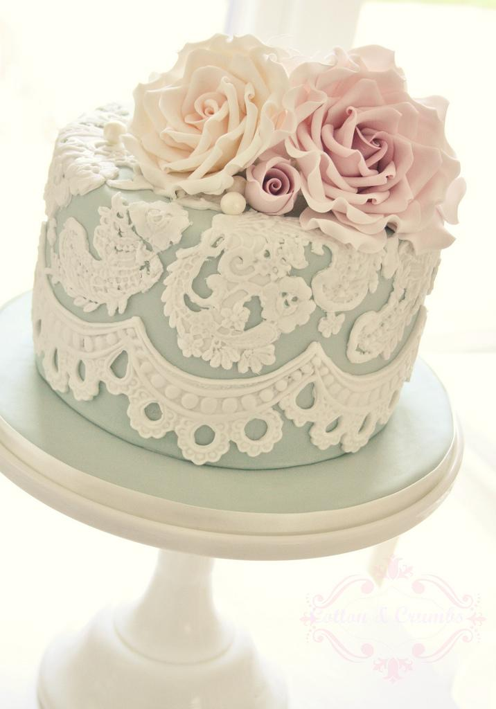 Vintage Wedding Vintage Birthday Cake 1930662 Weddbook