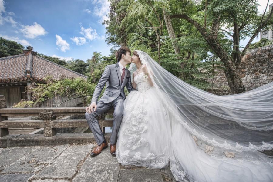 Свадьба - [wedding] Love Okinawa