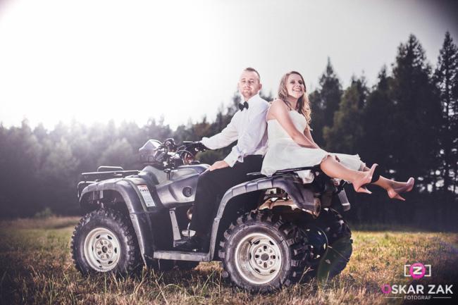 Mariage - Plener ślubny