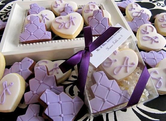 Mariage - Cookies