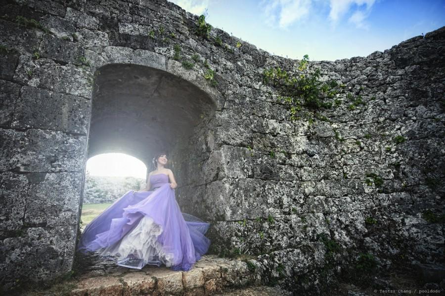 Wedding - [wedding] ruins