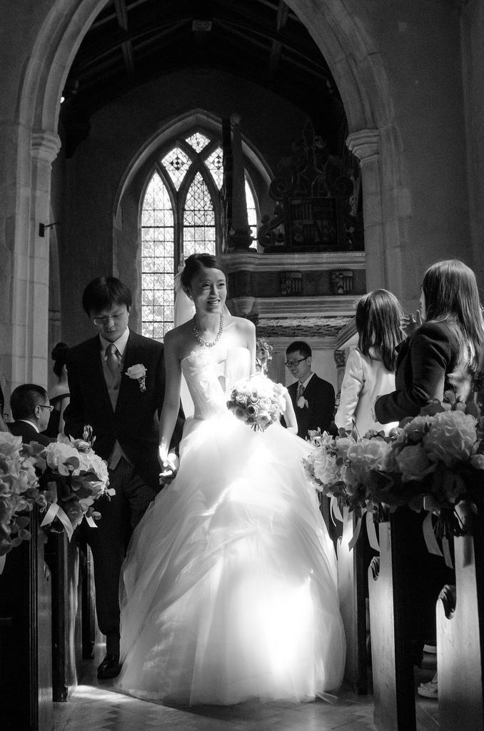 Свадьба - The Enlightened bride