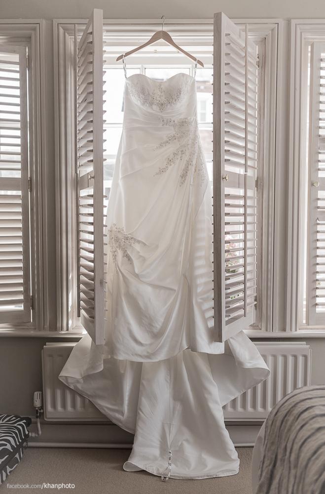 Wedding - Dress Shot