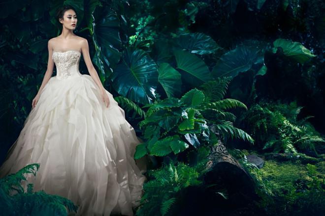 Свадьба - Vera Wang Wedding Dress