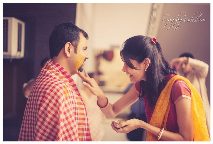 Hochzeit - Indian Groom Mehandi Event