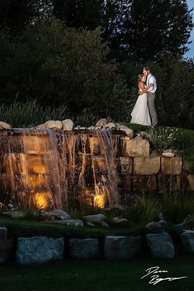 Wedding - Wildflower Gardens