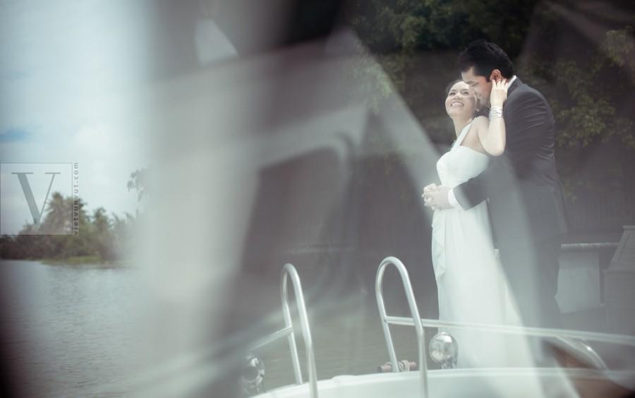 Wedding - Ảnh cưới đẹp - Sài Gòn * Sid - Uyên Anh