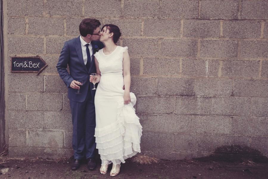 Hochzeit - Tom & Bex