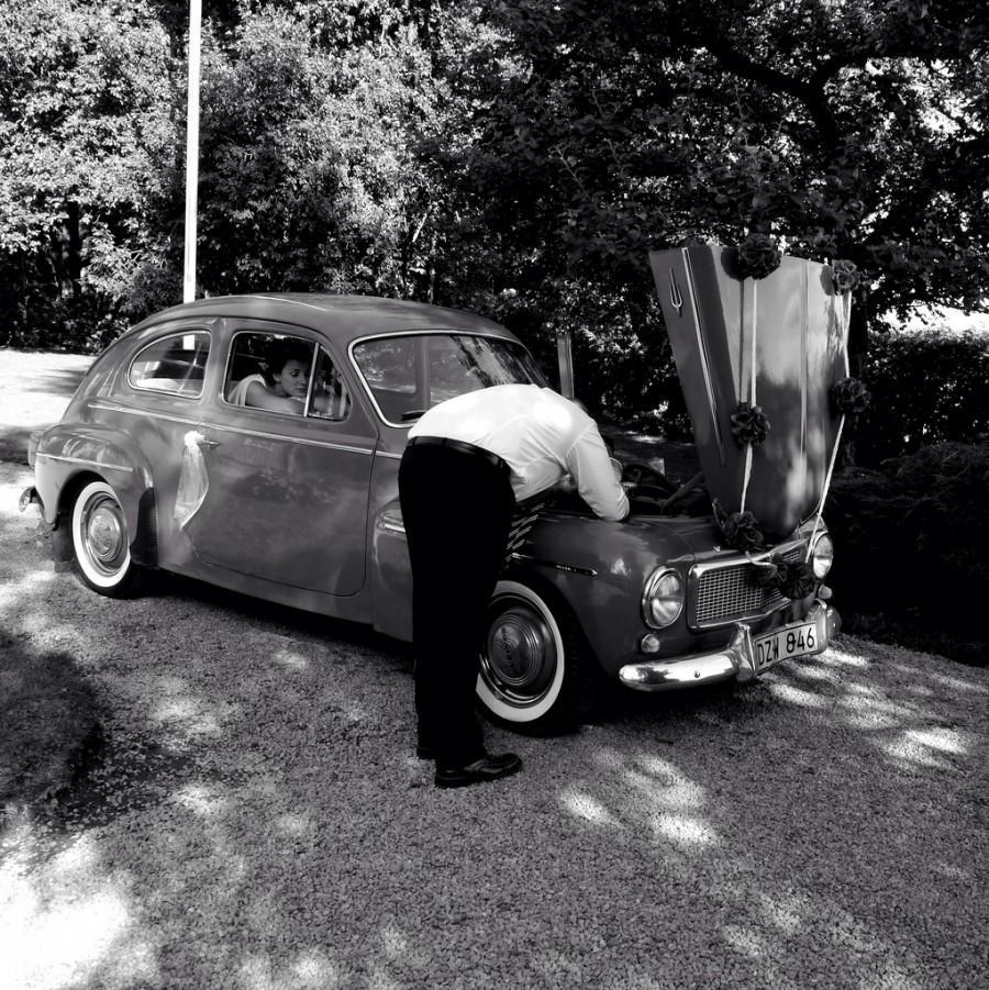 Wedding - Car won't start
