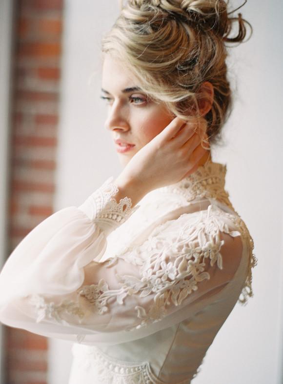 Hochzeit - Natural beauty styled shoot ~ Blush Wedding Photography