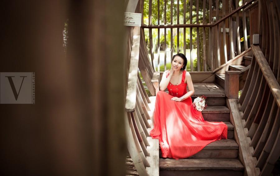 Mariage - Ảnh cưới đẹp - Sài Gòn * Sid - Uyên Anh
