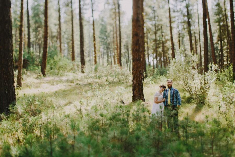 Mariage - Emily   Scott   Forest.