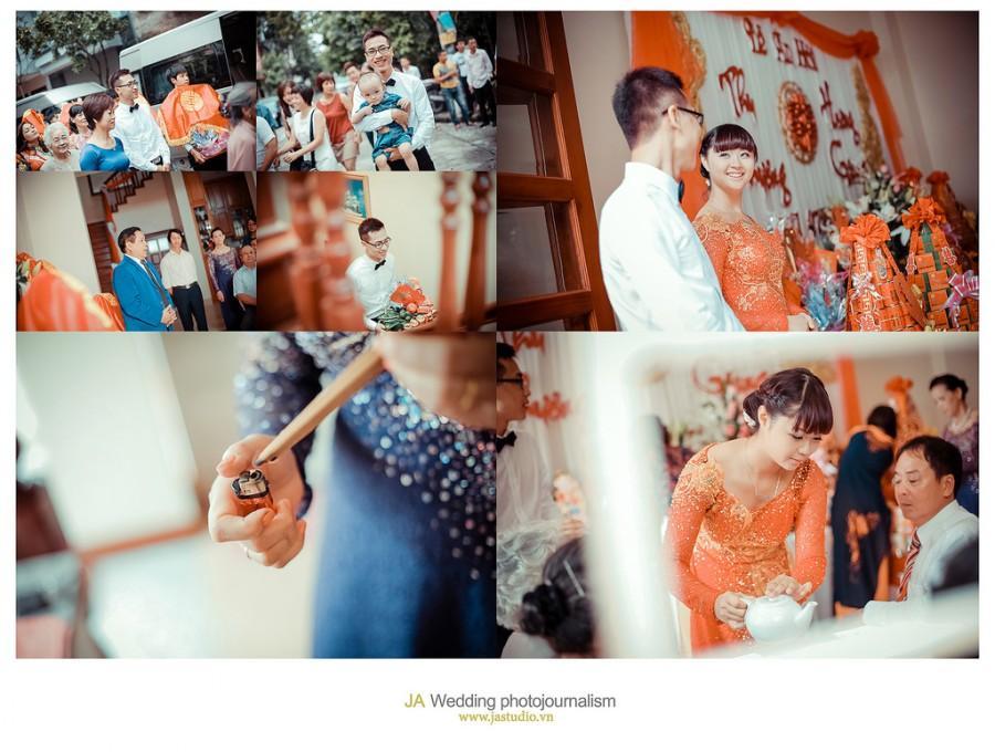 Свадьба - Chụp phóng sự cưới - Chụp ăn hỏi đám cưới ( JA Studio - 11E Thụy Khuê )