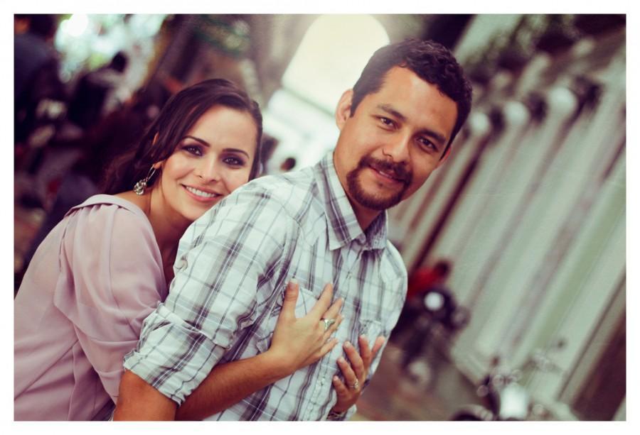 Wedding - engagement photo sesion