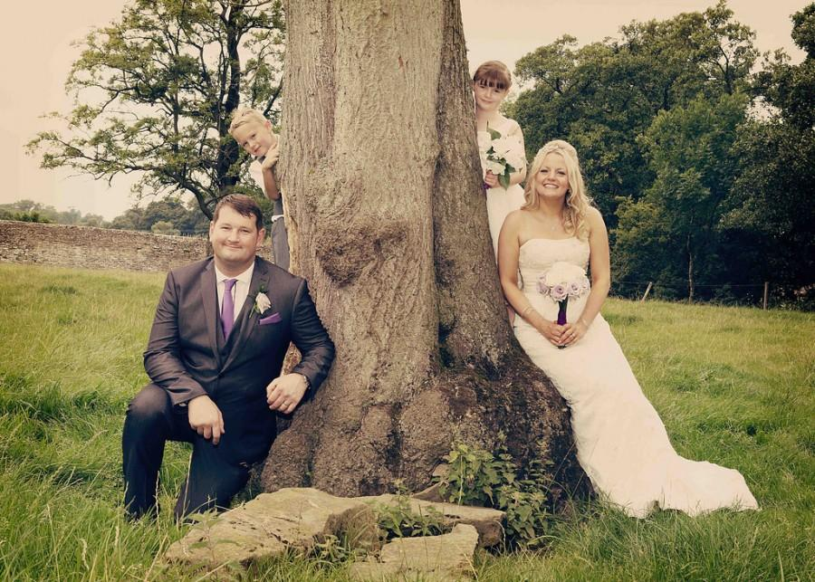 Hochzeit - family tree