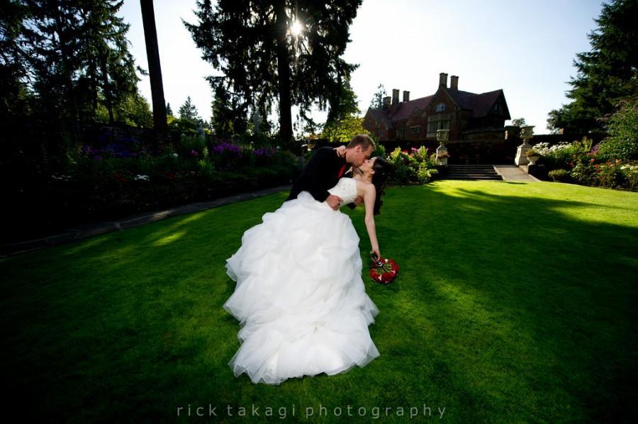 Свадьба - Thornewood Castle wedding