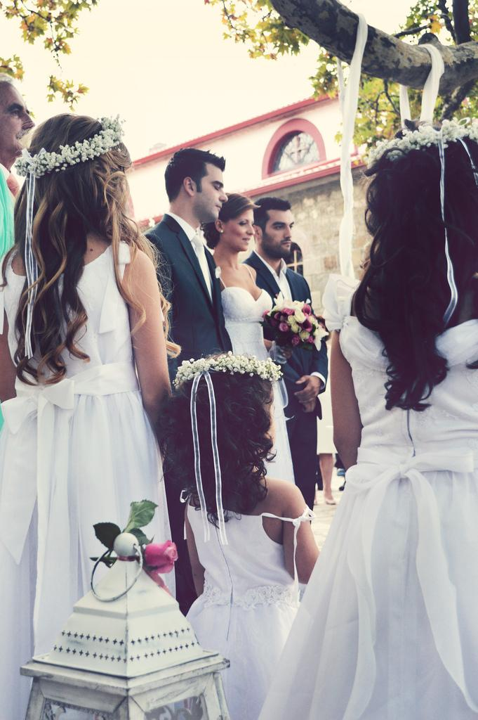 Hochzeit - A wedding moment