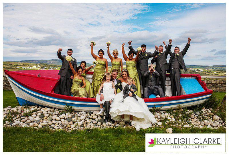 Wedding - Majella and James