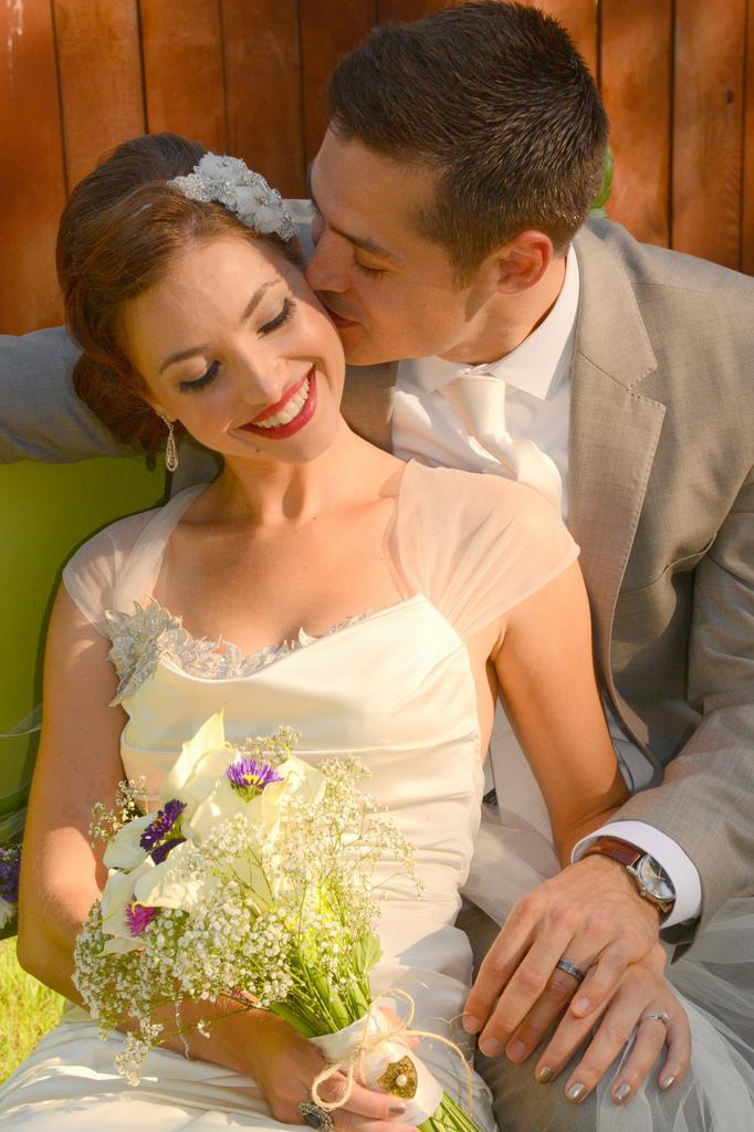 Wedding - Anthony and Dena wedding portait 2, South Lake Tahoe, California