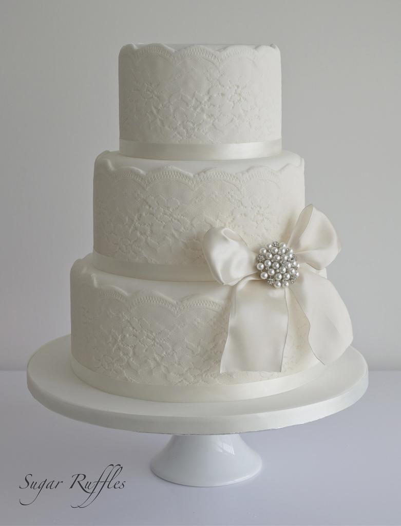 Свадьба - lace2