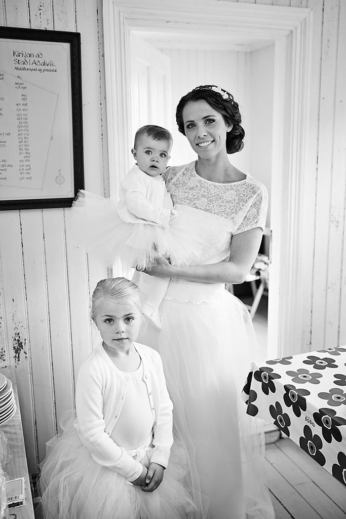 Wedding - Before the wedding