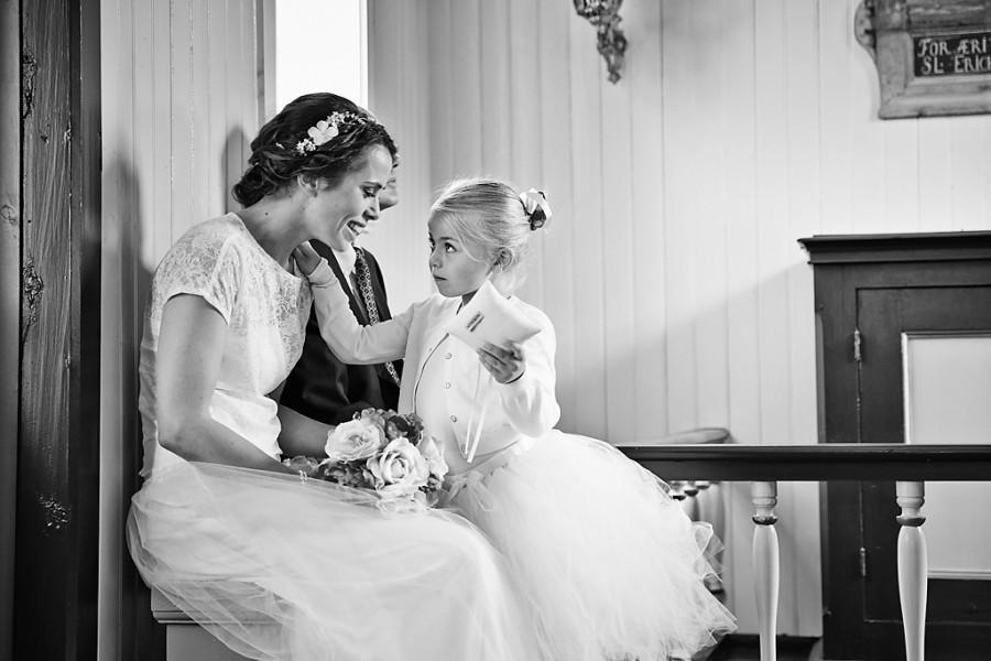 زفاف - Mother & Daughter