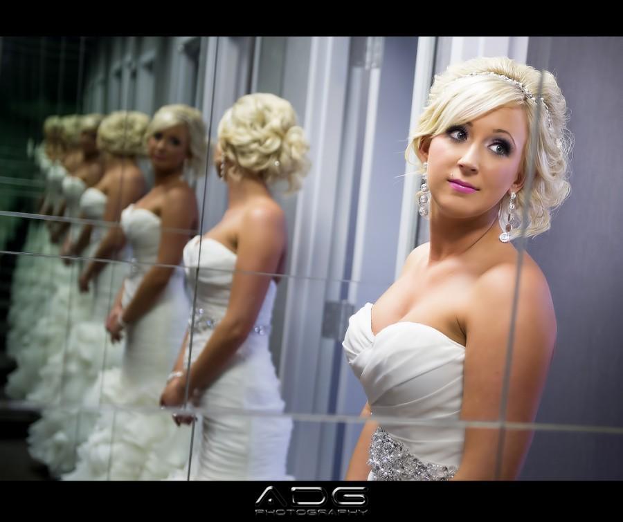 Свадьба - Self reflecting...