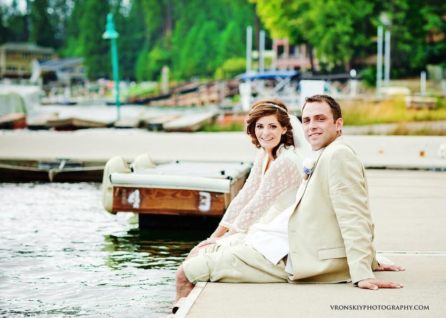Wedding - lake wedding