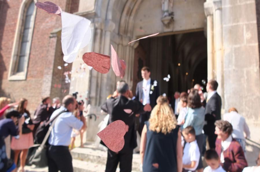 Wedding - Vive les mariés