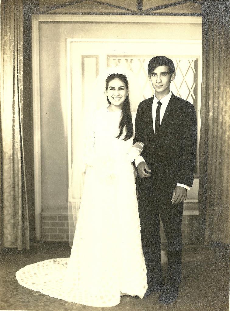 Wedding - My parents