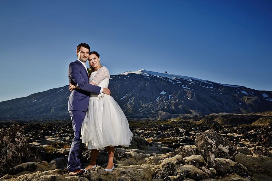 Wedding - Heiða & Randver
