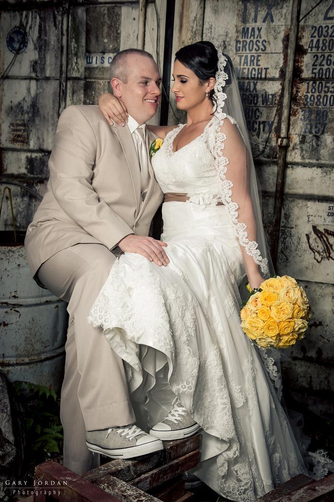 Mariage - Karissa & Darren - Gary Jordan Photography ©2013