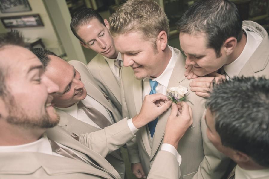 Свадьба - Mr. Nice Guy