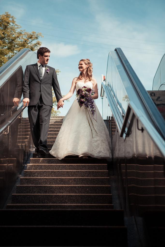 Wedding - on the way