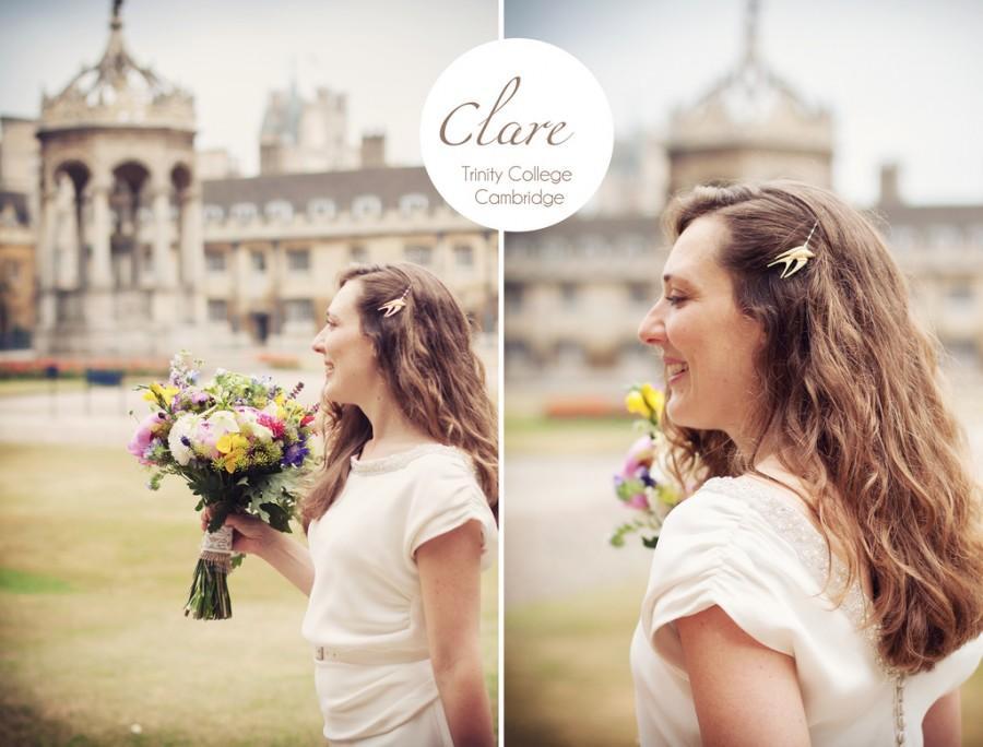 Wedding - wonderful Clare.