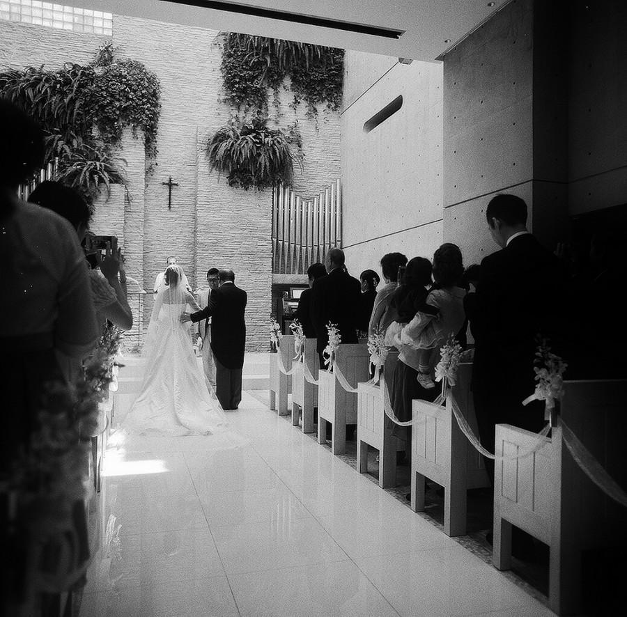 Wedding - 選手交代