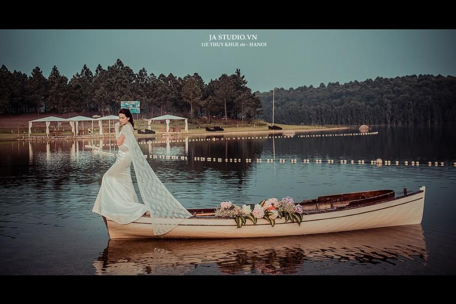 Wedding - Ảnh cưới Flamingo Đại Lải - (JA Studio - 11E Thụy Khuê )