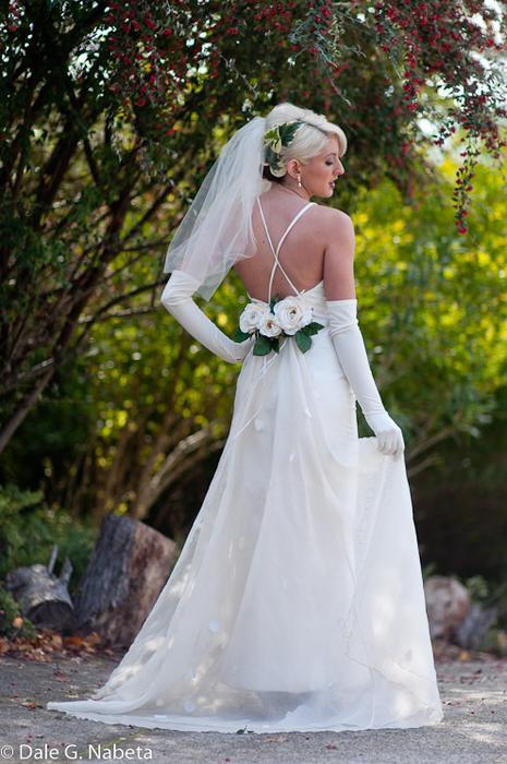 Свадьба - The Flora Dress