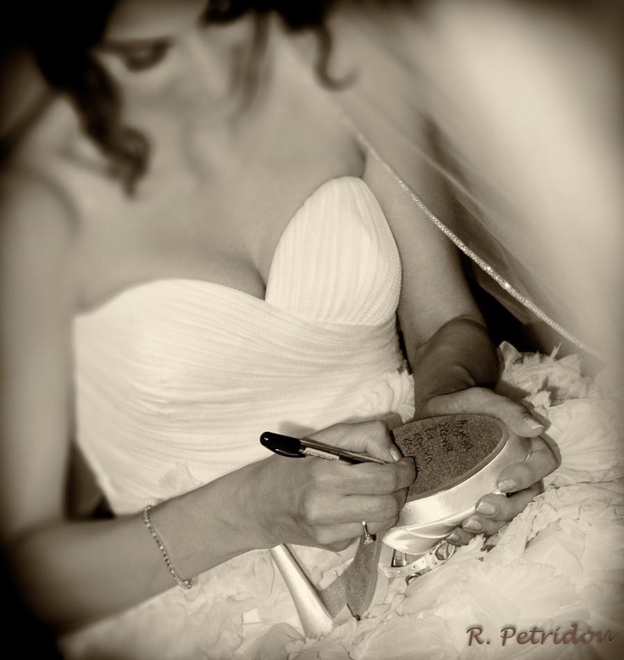 Свадьба - The wedding shoe