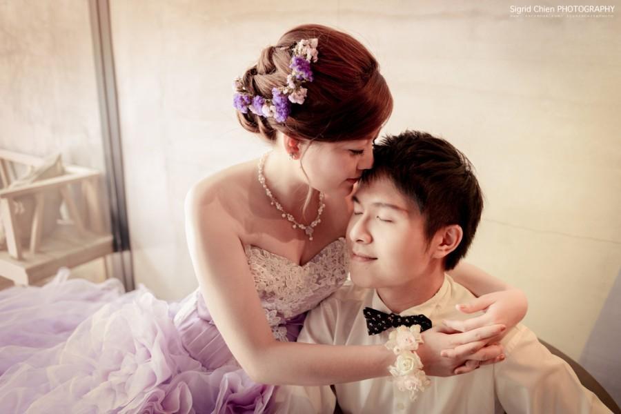 Свадьба - 【玩拍婚紗】Shawn & Essie|心電感應Love Connection