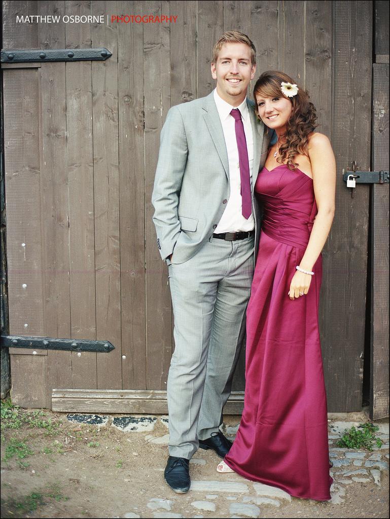 Свадьба - Contax 645 Wedding
