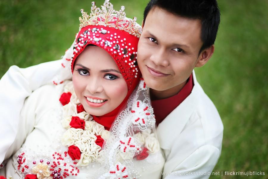 Wedding - Azizi & Azian
