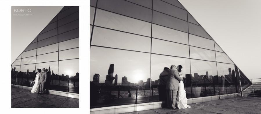 Wedding - Mireles Wedding: At the Adler Planetarium