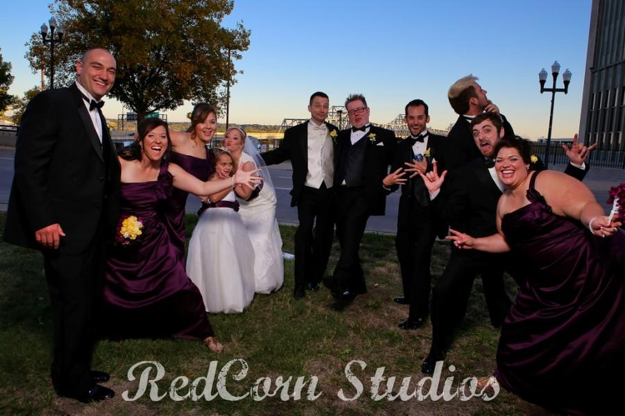 Свадьба - 285:365 - Wedding Wackiness
